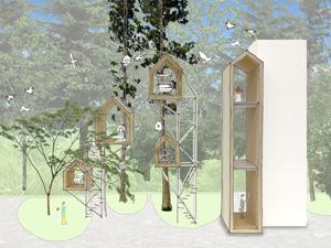 「カンディハウス札幌」増築指名コンペティションの提案、一般公開について