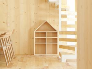 注文住宅の造作家具デザイン
