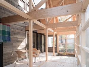 札幌で竣工しましたローコスト住宅「house in shinkawa」をワークスにアップしました
